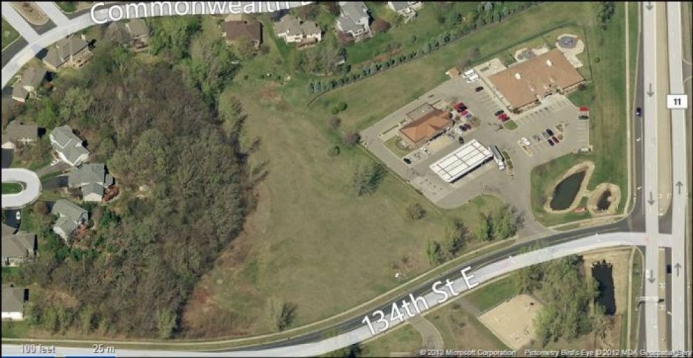 Burnsville Prime Commercial Site