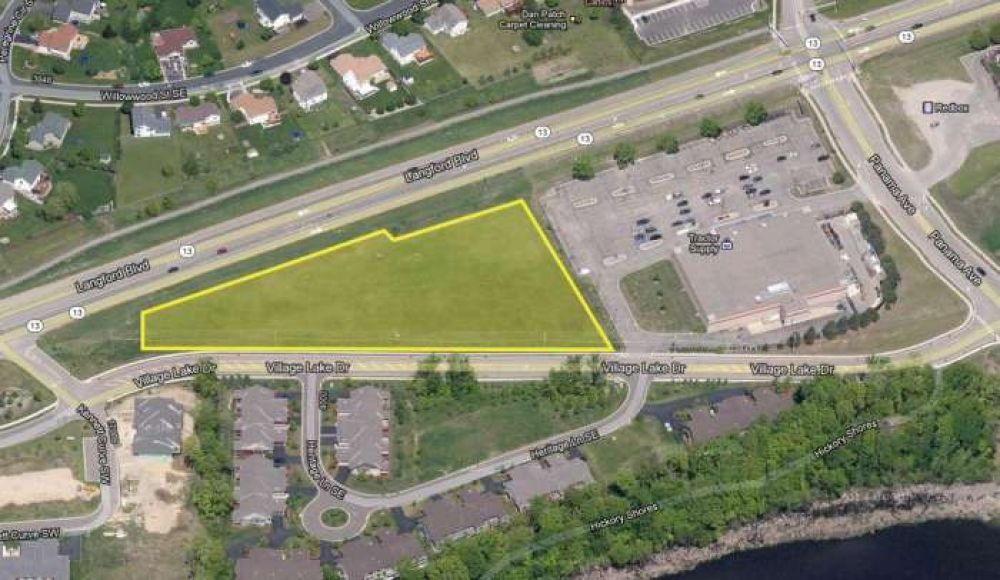 Commercial Site - 3.15 Ac.