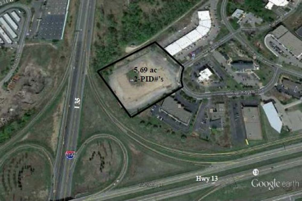 Highly visible 5.69 acres